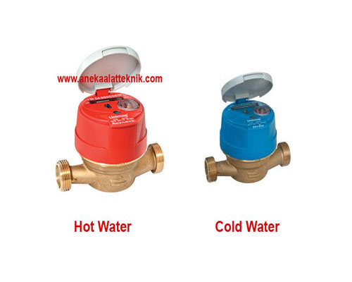 Jual water meter ITRON type Unimag TM