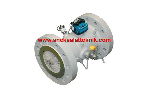 Jual Flowmeter gas Itron Turbine Fluxi 2000 TZ