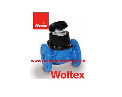 Jual water meter Itron type Woltex