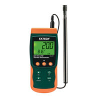Jual Anemometer Digital EXTECH SDL350