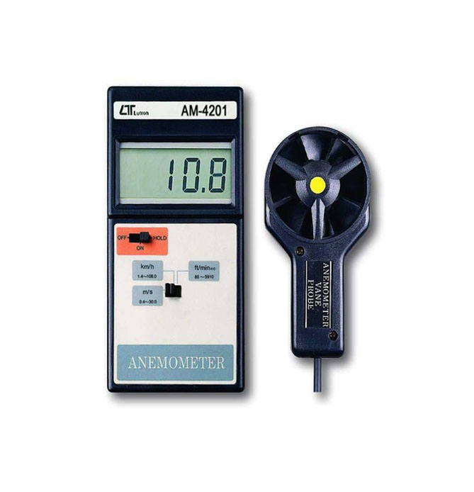Jual Anemometer Digital LUTRON AM4201