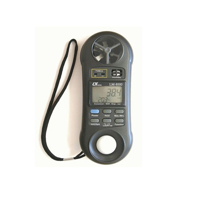 Jual Anemometer LUTRON LM8000