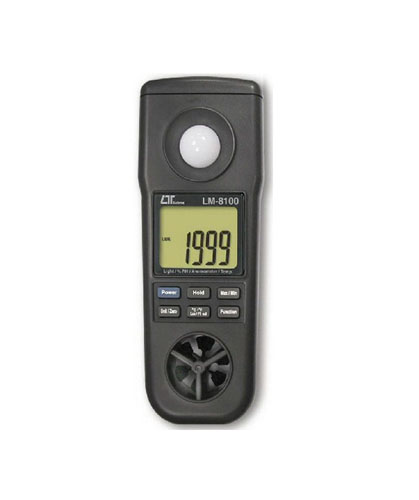 Jual Anemometer LUTRON LM8100
