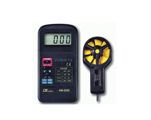 Jual Anemometer Digital LUTRON AM4200