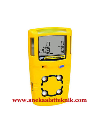 Jual Multi Gas Detector BW Technologies GasAlert MicroClip XT