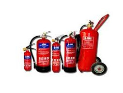 Dry Powder Fire Extinguisers