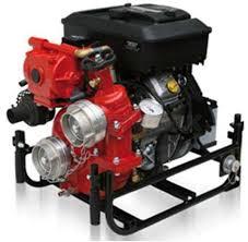 Portable Fire Pump JOHSTADT ZL 500