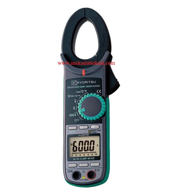 Jual Digital Clamp Meters Kyoritsu KEW 2046 AC-DC