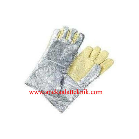 Aluminized Gloves Blue Eagle AL145