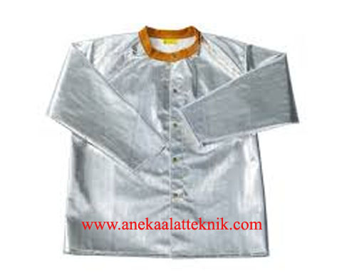 Aluminized Coat AL2 Blue Eagle