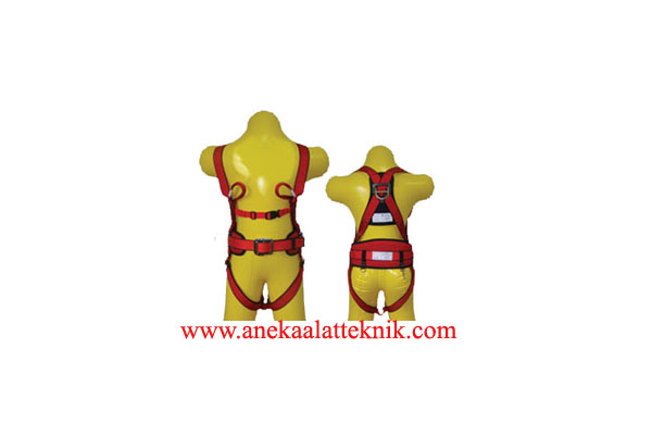 Jual CIG19458 Full Body Harness CIG19K519 Work Positioning Belt