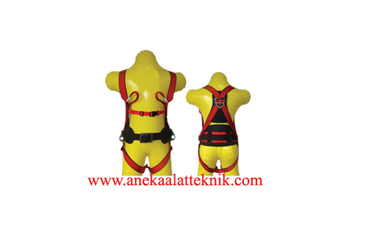 Jual CIG19458 Full Body Harness CIG19K522 Work Positioning Belt