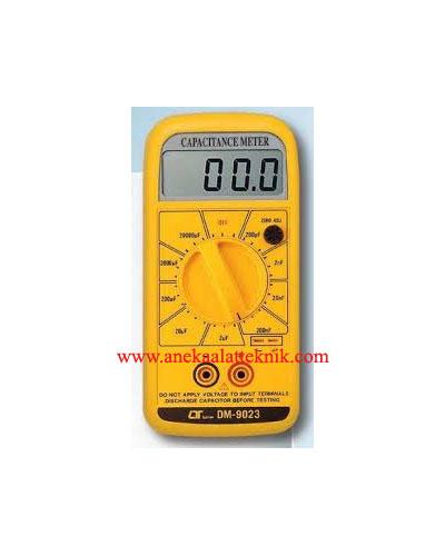Jual Capacitance Meter Lutron Tipe DM 9023