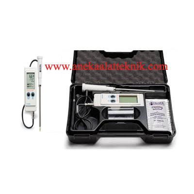 Jual Cheese pH Portable Meter HANNA HI99165