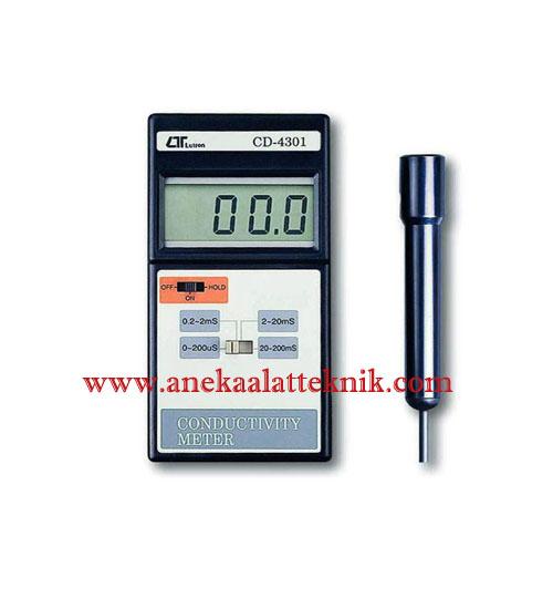 Jual Conductivity Meter Lutron CD4301