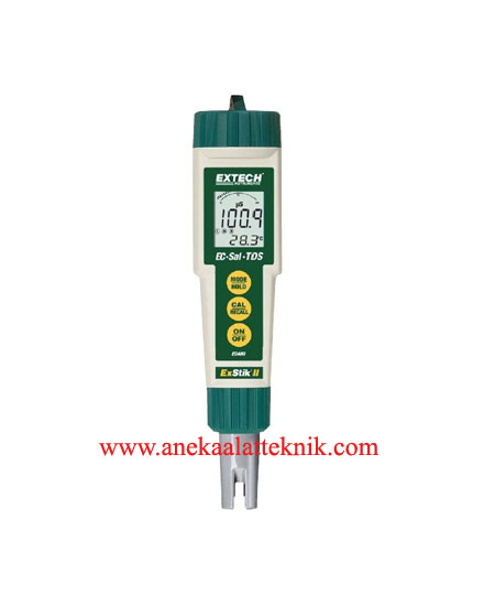 Jual ExStik Conductivity/TDS/Salinity Meter EC400