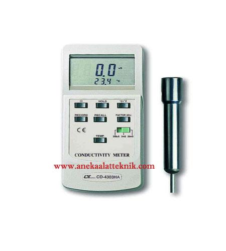 Jual Conductivity Meter Lutron CD 4303HA