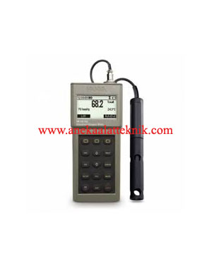 Jual DO Meter Dissolved Oxygen and BOD Meter Hanna HI 98186