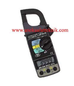 Jual Digital Clamp Meters Kyoritsu Model 2007A