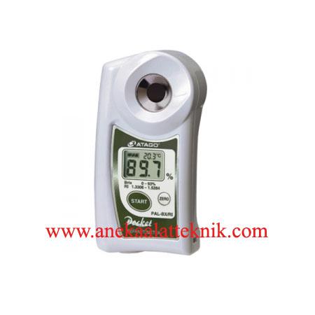 Jual Digital Hand held POCKET Dual Scale Refractometer PAL BX RI