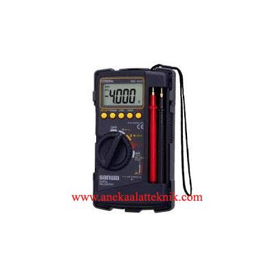 Jual Digital Multimeter SANWA CD800A