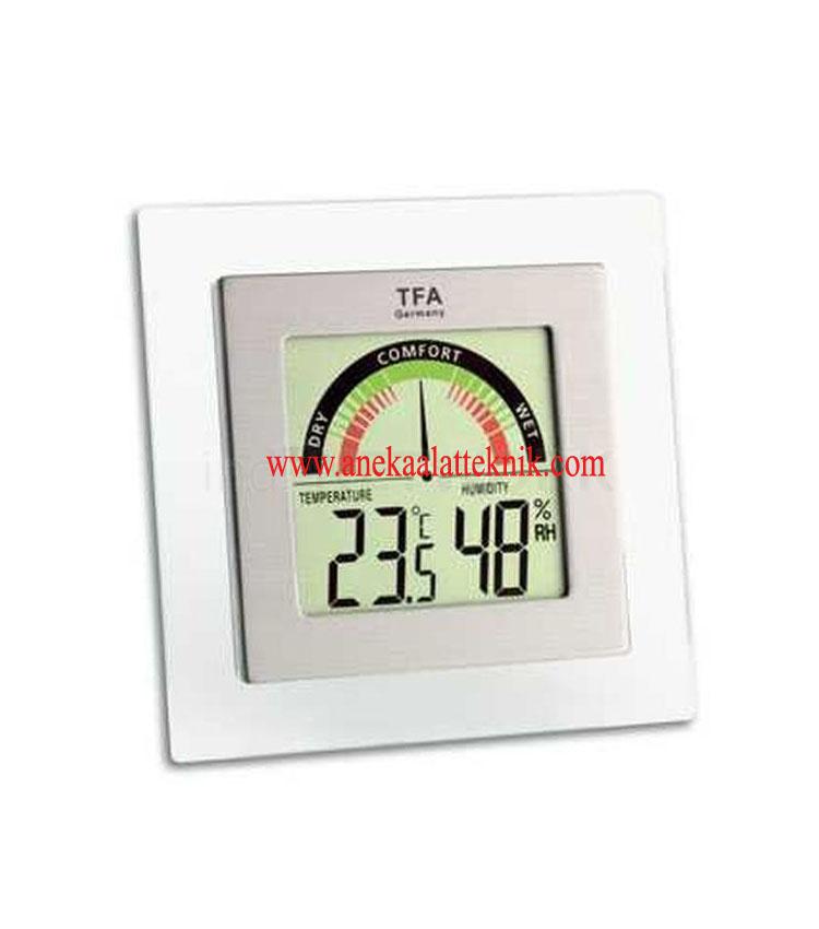 Jual Digital Thermo Hygrometer Model 30.5023 TFA