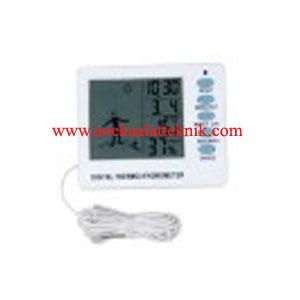 Jual Digital Thermo Hygrometer SH 111 Kenko