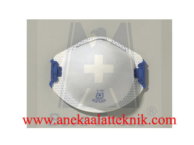 Jual Dust Mask F750 Blue Eagle