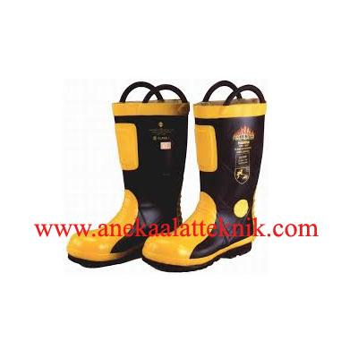 Jual Fireman Boot Sepatu Boot