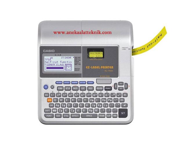 Jual Label Printer Casio KL 7400