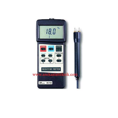 Jual Moisture Meter LUTRON MS7000