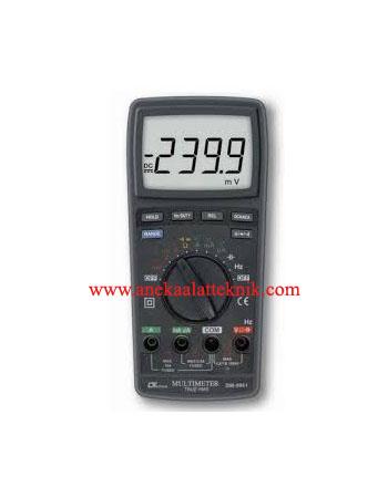 Jual Multimeter True RMS LUTRON Tipe DM 9961