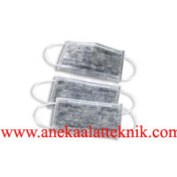 Jual Activated Carbon Dust Mask NP12 Blue Eagle