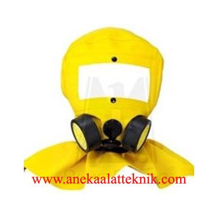 Jual Masker Kimia Chemical Hood NP312 Blue Eagle