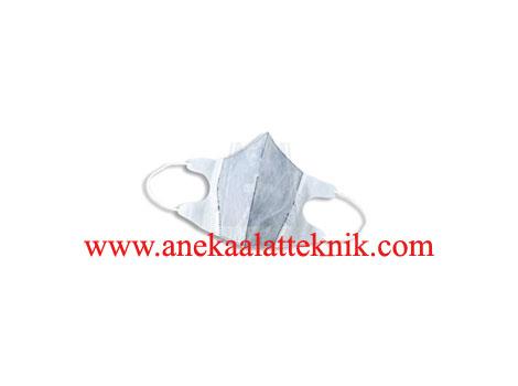 Jual Activated Carbon Dust Mask NP3DC Masker Carbon Aktif