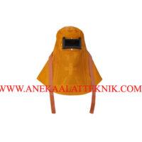 Jual Arc Welding Leather Hood NP901