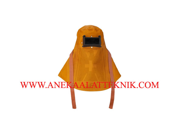 Jual Arc Welding Leather Hood NP901