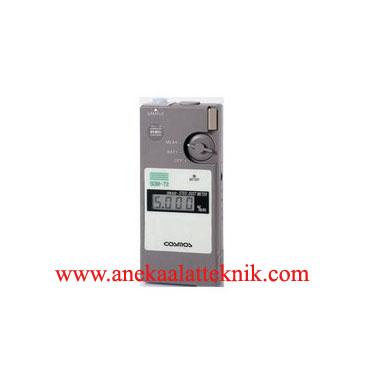 Jual portable grease steel dust meter type SDM 72