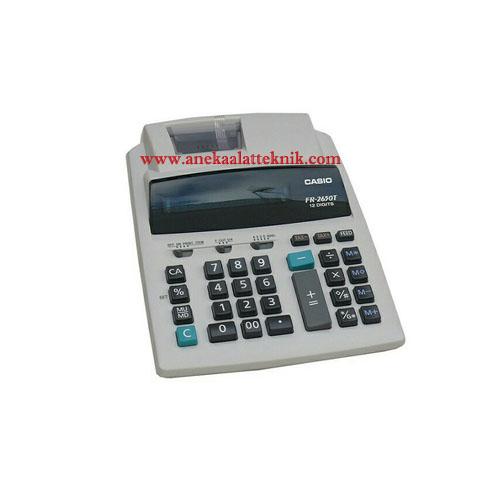 Jual Printing calculator Casio FR 2650 T Mesin Struk calcutalor