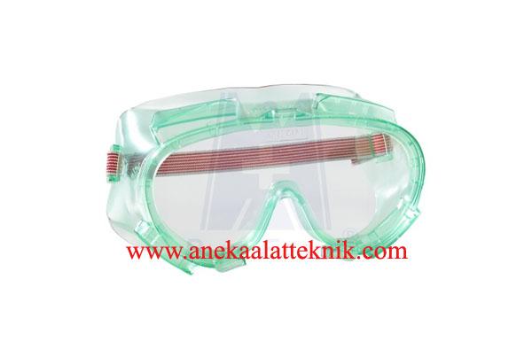 Jual Kacamata Chemical Goggle SG154 Blue Eagle