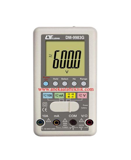 Jual Smart Multimeter LUTRON DM 9983G