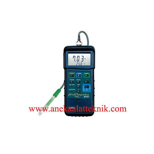 Jual PH Meter Extech Model 407228