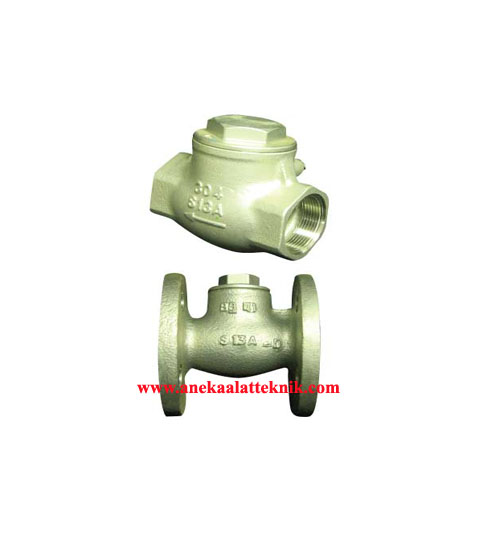 Jual Check Valve Stainless Steel Kitz