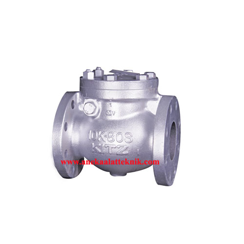 Jual Check Valve Cast Iron Kitz
