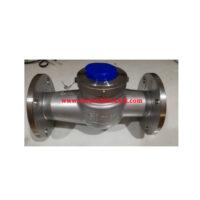 Jual Water meter SHM Stainless Steel 316L Type Vane