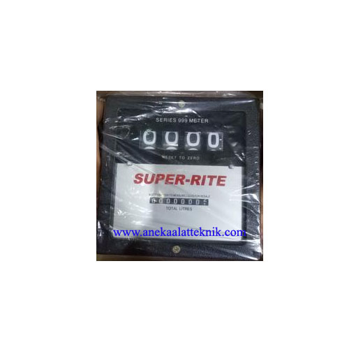 Flowmeter Super Rite Series 999 Meter