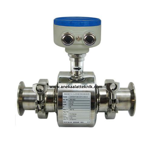 Jual Flowmeter Eloctromagnetic ALIA AMF601 Series
