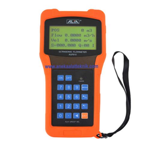 Flowmeter Ultrasonic AUF610 Portable
