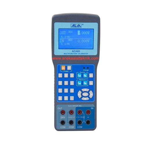 Multi Function Calibrator Alia ACA60 Series