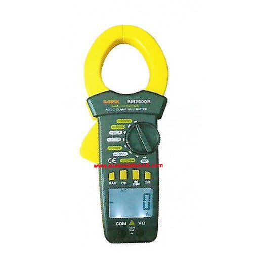 jual clamp meter digital panel calibrate sanfix